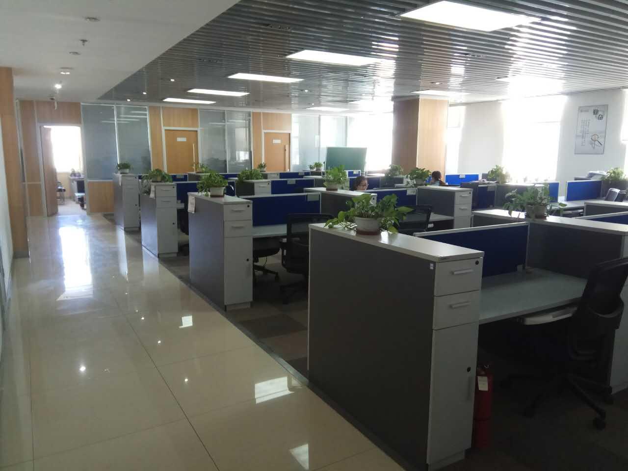 北清路用友软件园 地铁永丰站300米 精装送办公家具