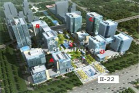 海淀北清地铁16号线沿线 5A级写字楼 243平米