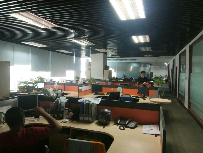 永丰基地 新材料大厦 南向办公招商 空置随时看房